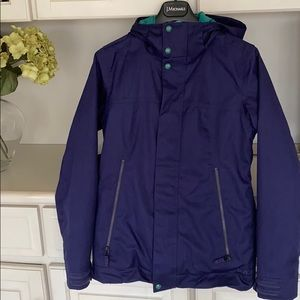 Women's x-small burton ski coat